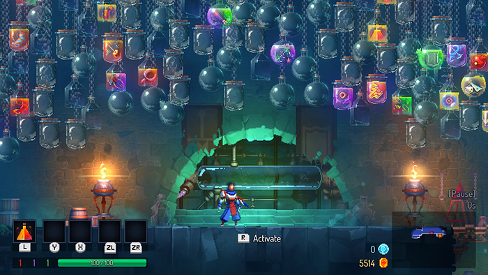 Dead Cells Unlockables