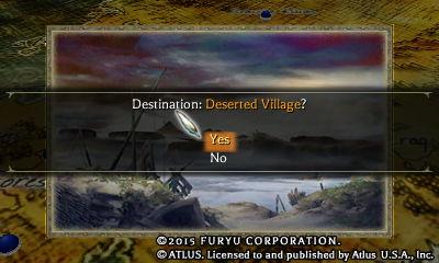 Deserted Village - The Legend of Legacy