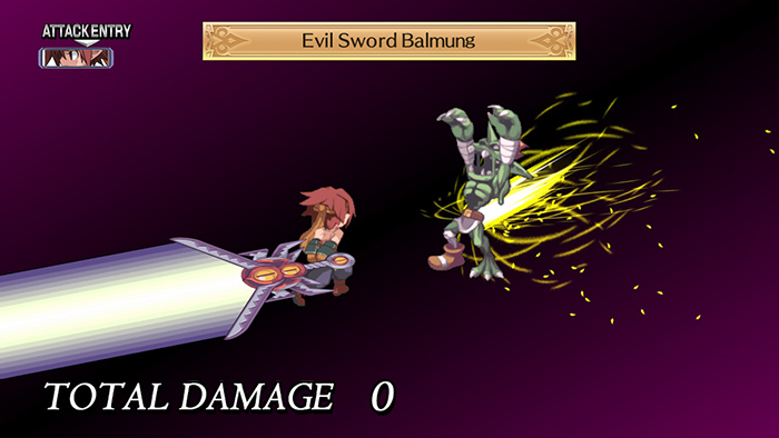 One of the unique skills in Disgaea 4 Complete+