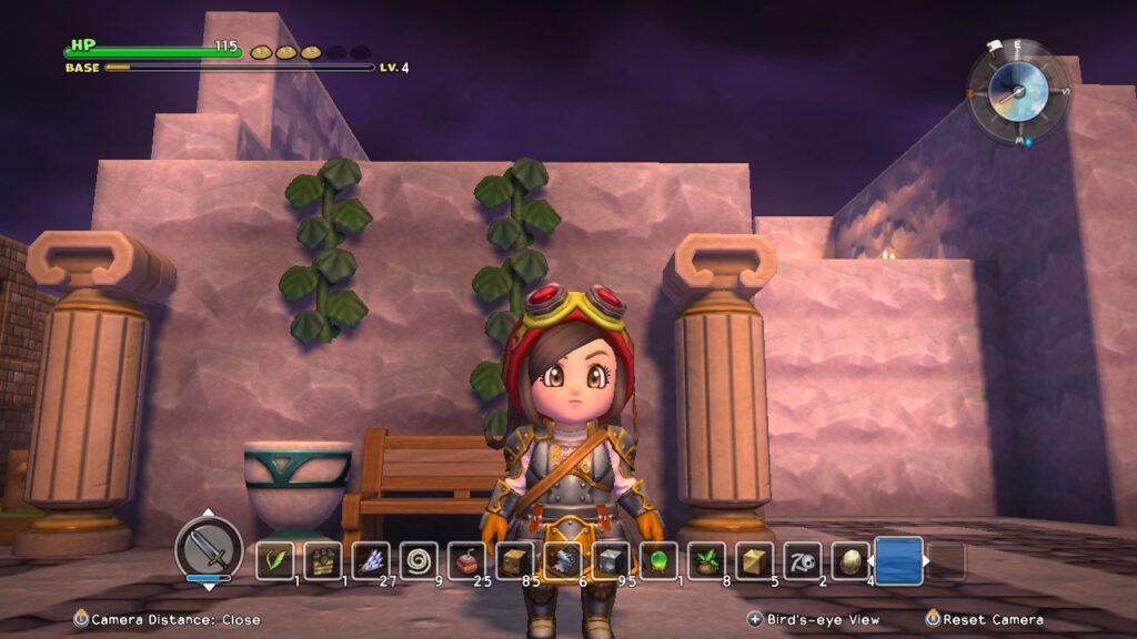 Dragon Quest Builders Garden