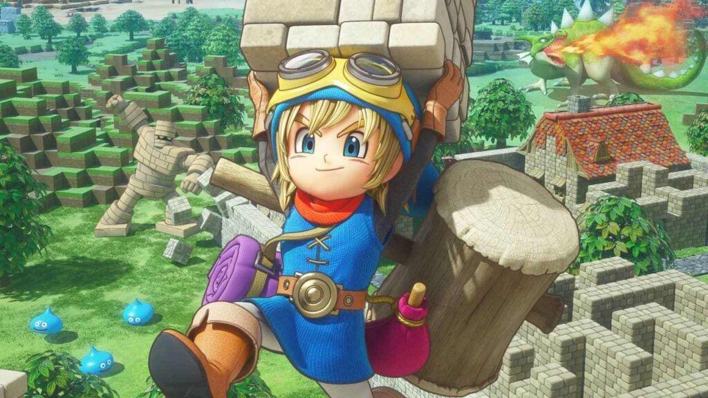Dragon Quest Builders Main