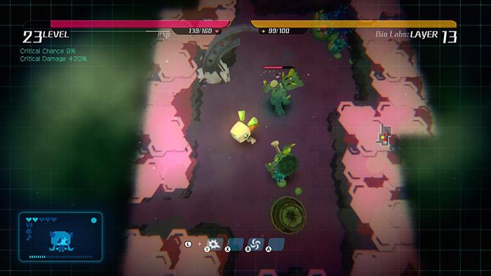 Dungeon crawling in void tRrLM(); //Void Terrarium
