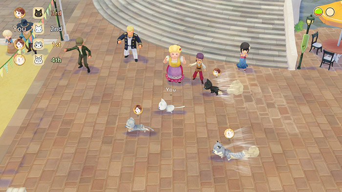 Event in Story of Seasons: Pioneers of Olive Town