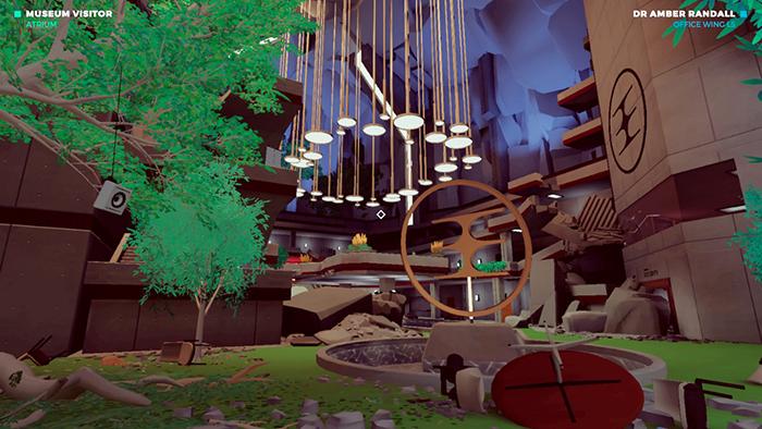 Fall into the Atrium - Bradwell Conspiracy