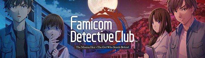 Famicom Detective Club: The Missing Heir & The Girl Who Stands Behind Review (Nintendo Switch)
