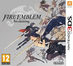 Fire Emblem : Awakening 3DS Game Box Cover Art