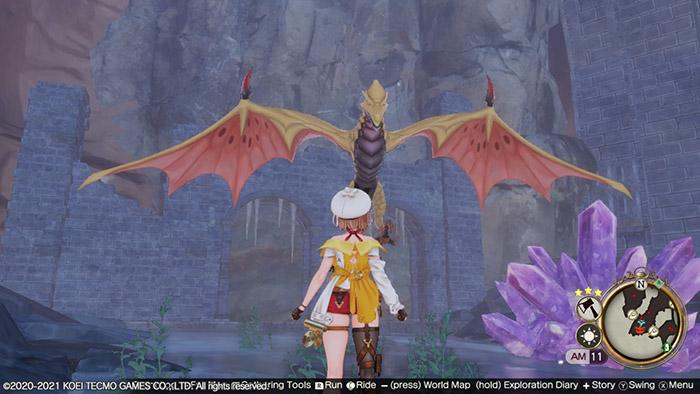 Formidable Foe in Atelier Ryza 2: Lost Legends & the Secret Fairy
