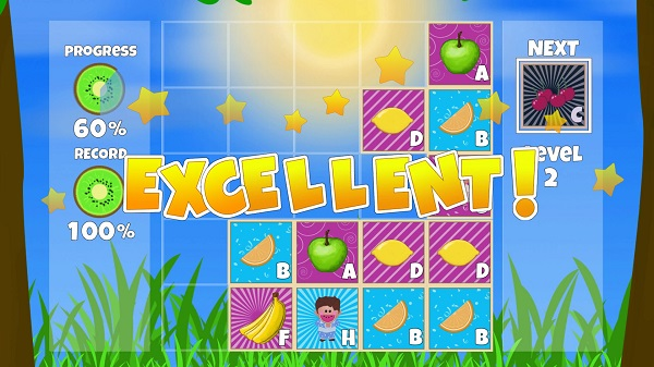 Tilielicious: Delicious Tiles Gameplay