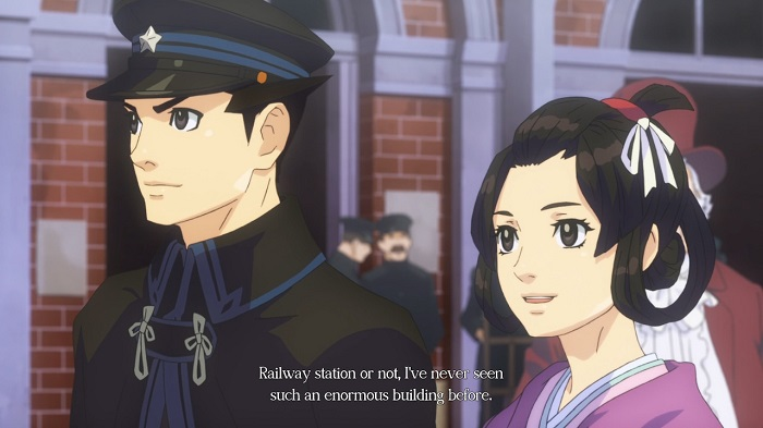 Story of Great Ace Attorney