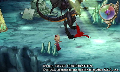 Getting pass the Black Dragon in The Legend of Legacy