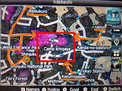 Getting to Tougu Gosho in Shin Megami Tensei IV: Apocalypse
