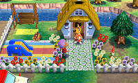 Animal Crossing Happy Home Designer Screenshot