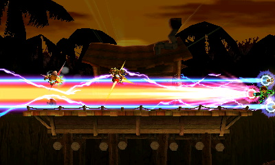 Super Smash Bros. for 3DS Gameplay