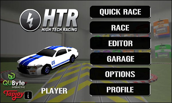HTR High Tech Racing planned for August release on 3DS