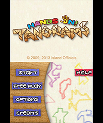 Hands On! Tangrams 3DS Gameplay