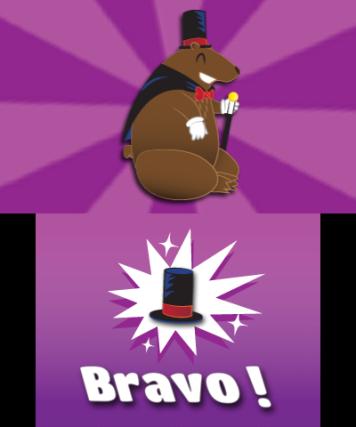 Happy Circus Bravo Screen