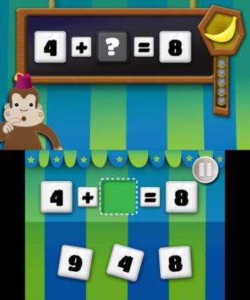 Happy Circus eShop Gameplay