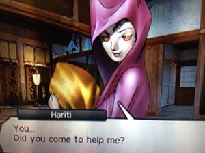Hariti - Shin Megami Tensei IV
