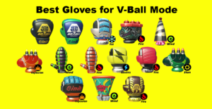 Best Gloves for V-Ball Mode in ARMS - Nintendo Switch