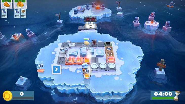Ice Level in Overcooked All You Can Eat