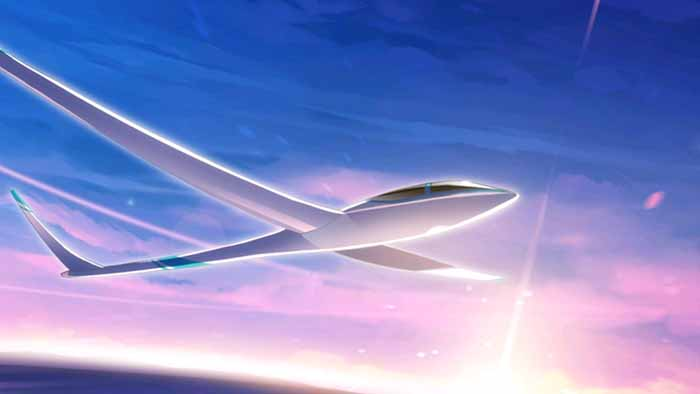 Glider in If My Heart Had Wings