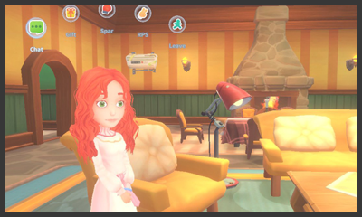 Interaction in My Time At Portia