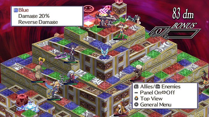 Item world in Disgaea 4 Complete+