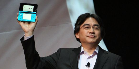 Iwata: More third-party games in the works for the 3DS