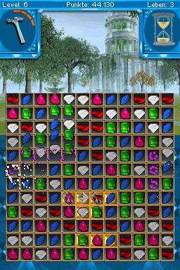 Jewel Match Gameplay