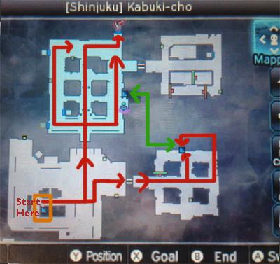Kabuki cho - Shin Megami Tensei IV: Apocalypse