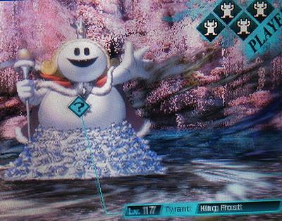 King Frost in SMT4:A