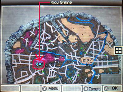 Kiou Shrine - Shin Megami Tensei IV