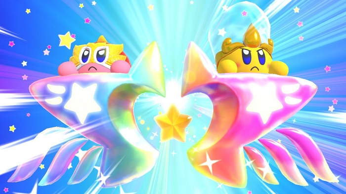 Items in Kirby Fighters 2