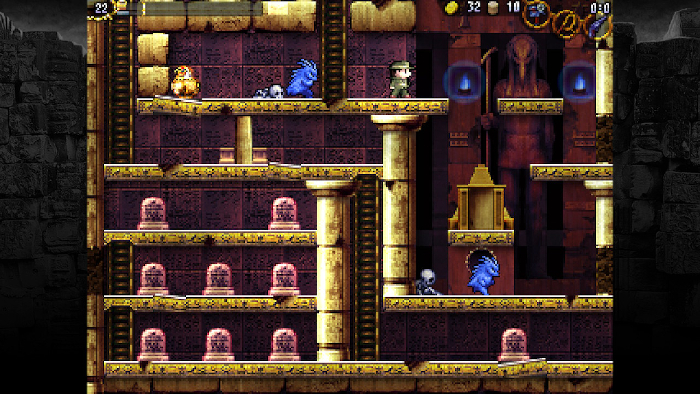 Playing LA-MULANA