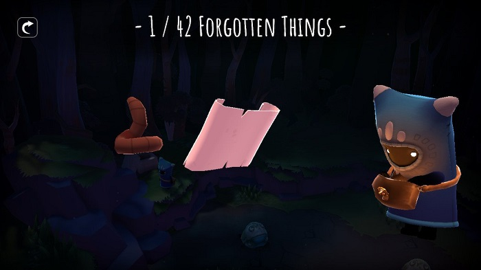 Items in The Last Campfire