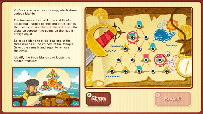 Layton Mystery Journey Puzzle
