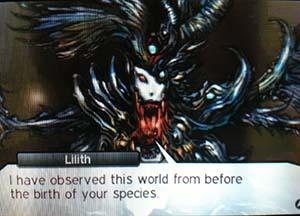 Lilith - Shin Megami Tensei IV