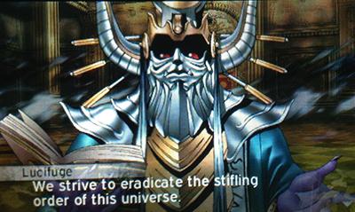 Lucifuge - Shin Megami Tensei IV: Apocalypse