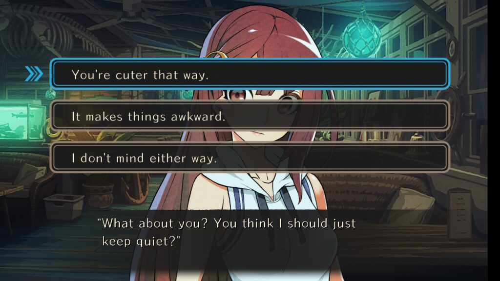 Choices in WorldEnd Syndrome