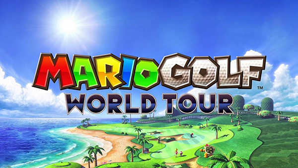 Mario Golf: World Tour Character Roster