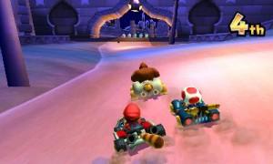 Mario Kart 7 Race
