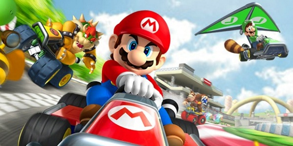 Official Site - Mario Kart 8 for Wii U - Home
