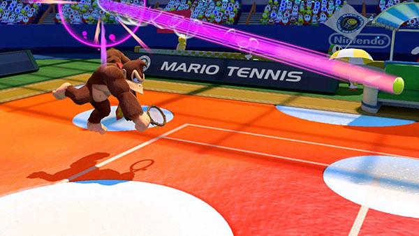 Donkey Kong - Mario Tennis Ultra Smash Gameplay