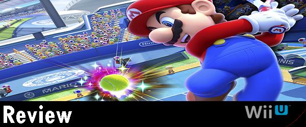 Mario Tennis Ultra Smash Review