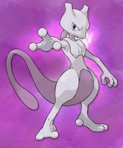 Mewtwo - Pokemon X and Pokemon Y