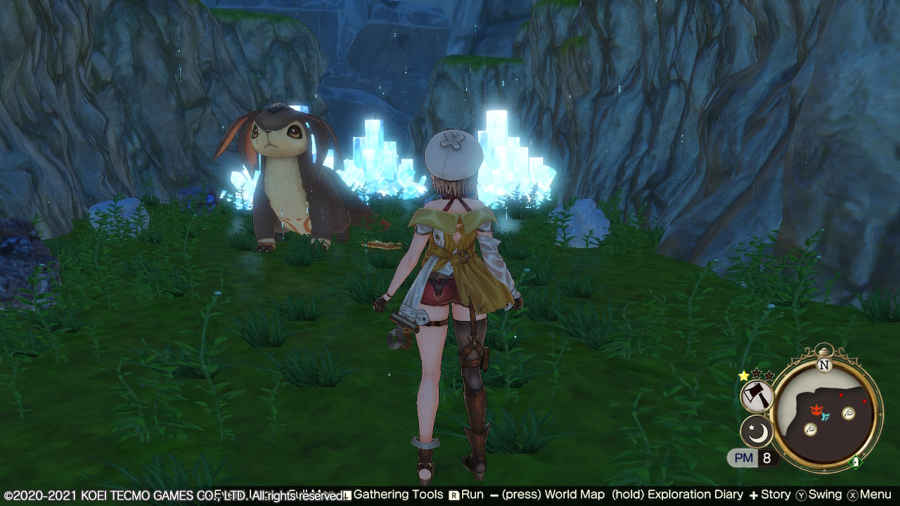 Mother Weasel in Atelier Ryza 2: Lost Legends & the Secret Fairy