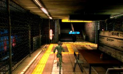 Running in Shin Megami Tensei 4: Apocalypse