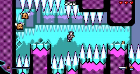 Mutant Mudds Gameplay