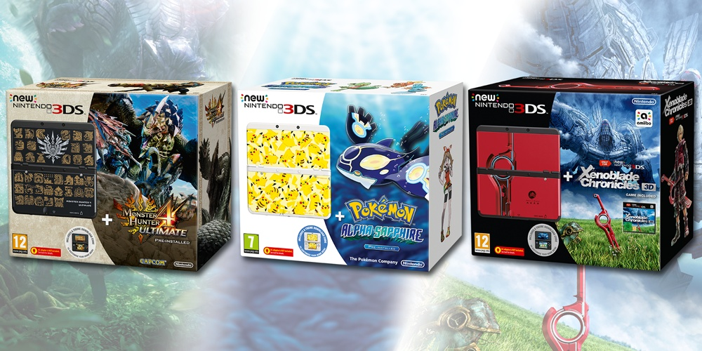 N3DS Bundles