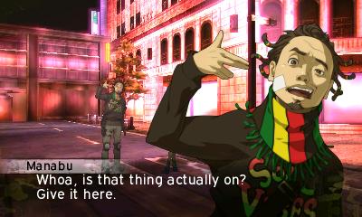 New non-playable characters in Shin Megami Tensei 4: Apocalypse